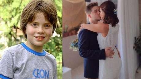 O jovem ficou conhecido após estrear na TV aos 8 anos