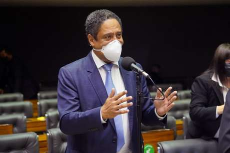 Deputado Orlando Silva, do PCdoB - SP