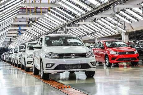 Volkswagen Gol é produzido em Taubaté e finalmente deve ganhar uma nova geração.