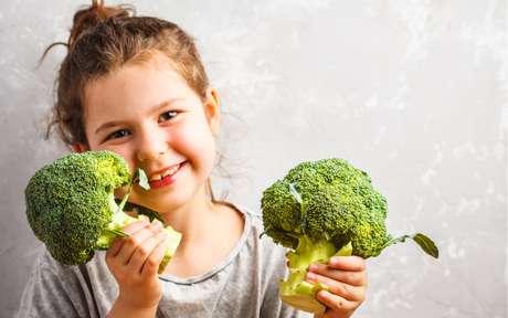 Criança vegana? Como garantir os suprimentos aos mais novos