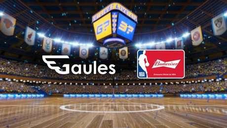 Parceria Gaules, NBA e Budweiser