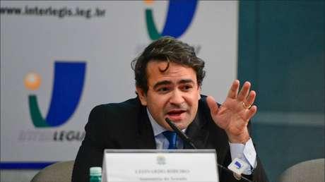 O analista do Senado e especialista em contas públicas Leonardo Ribeiro