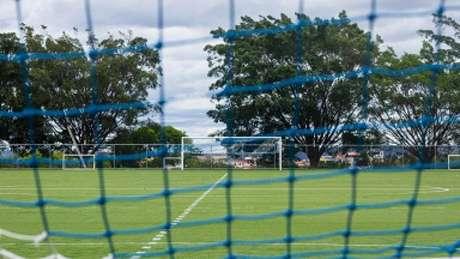O time celeste vai reabrir as portas do seu centro de treinamento para a imprensa-(Divulgação/Cruzeiro)