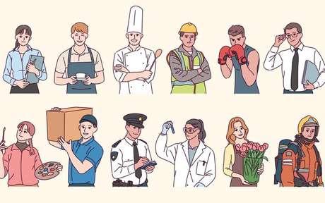 Saiba quais profissões o seu signo se identifica - Shutterstock