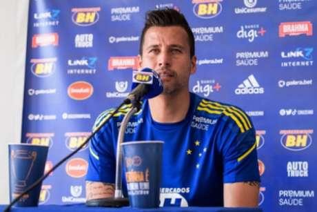 Fábio vê qualidade no grupo da Raposa, mas acha que precisa ser reforçado-(Gustavo Aleixo/Cruzeiro)