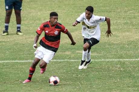 Bill em ação pelo Flamengo (Foto: Divulgação/C2 Sports)