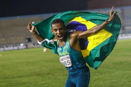Daniel Nascimento (Foto: Divulgação/Wagner Carmo/CBAt)
