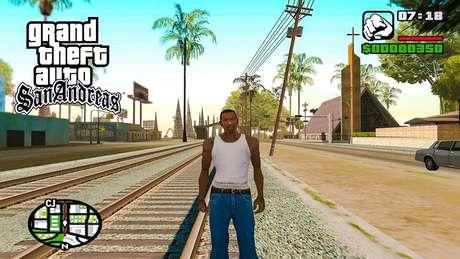 GTA San Andreas: Game clássico não exige quase nada do PC!