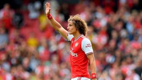 David Luiz tem passagens por Benfica, PSG, Chelsea e Arsenal (Foto: Daniel LEAL-OLIVAS/AFP)
