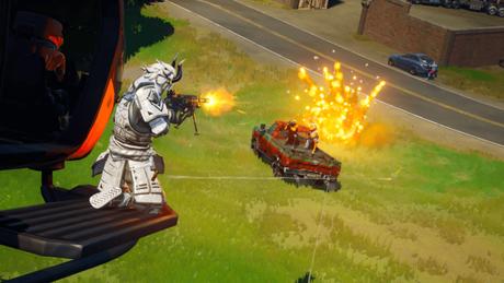 Fortnite terá explosões mais detalhadas na Temporada 7