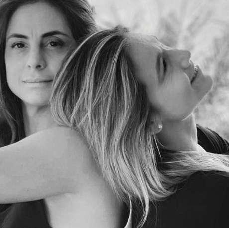 Fernanda Gentil e Priscila Montadon. Crédito/Instagram: @gentilfernanda