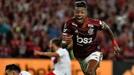 Flamengo e Bruno Henrique podem reencontrar o Inter (Foto: Marcello Dias/Agencia Eleven)