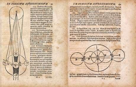 Imagine você abrir um livro de ficção científica e dar de cara com um monte de diagramas?