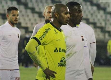 Equipe vem de derrota por 2 a 0 para o Ypiranga (Divulgação/Paraná Clube)