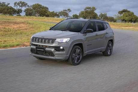 Novo Jeep Compass ficou mais caro um mês depois do lançamento.