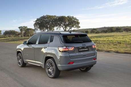 Jeep Compass Série S ficou R$ 11.000 mais caro do que em maio.