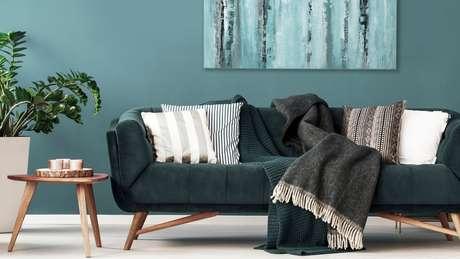 Mantas e tapetes são a aposta para aquecer a casa no inverno!