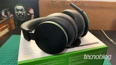 Headset Sem Fio Xbox: tá valendo?