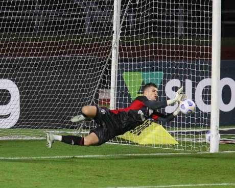 Volpi é alvo de interesse do futebol mexicano (Foto: Paulo Pinto / saopaulofc)