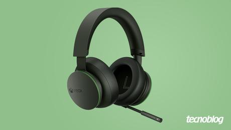 Headset Sem Fio Xbox