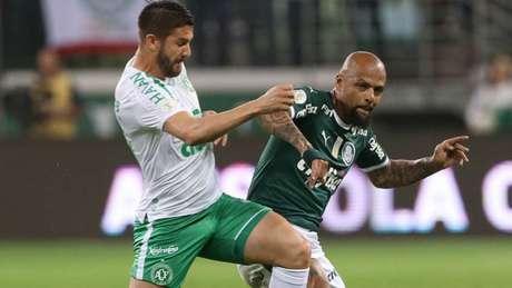 Verdões duelam no Allianz Parque pelo Brasileirão (Foto: Cesar Greco/Palmeiras)
