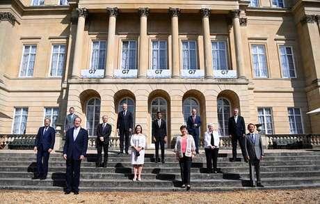 Reunião terminou com acordo sobre criação de imposto global