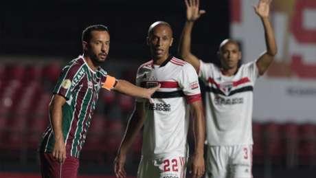 Depois de empatar na estreia, o São Paulo joga a 2ª partida desse Brasileirão (Foto: Rubens Chiri / saopaulofc.net)