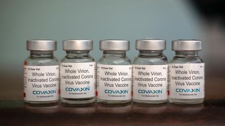Governo Federal têm acordo de compra de 20 milhões de doses da Covaxin, da Bharat Biotech