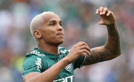 Deyverson foi peça-chave do Verdão no título brasileiro de 2018 (Foto: Cesar Greco/Ag. Palmeiras)