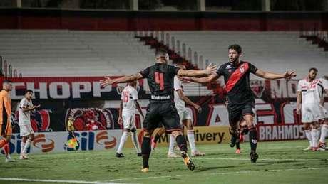 Atlético Goianiense venceu por 2 a 0 (Foto: Bruno Corsino/ACG)