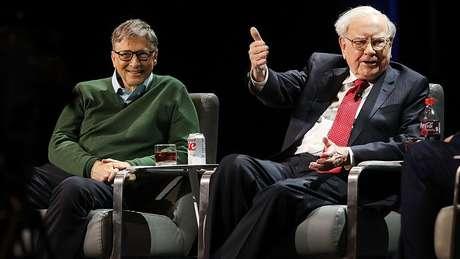 Projeto é liderado por Bill Gates e Warren Buffett