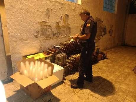 Em Sorocaba, festa em chácara tinha adolescentes e venda de bebidas alcoólicas