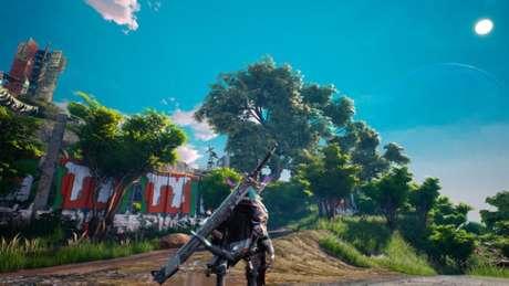 Biomutant é um RPG de ação em mundo aberto
