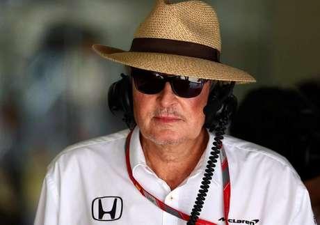 Mansour Ojeh, il famoso personaggio della McLaren dal 1984