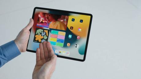 O iPadOS 15 terá widgets e telas de início customizáveis