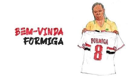 São Paulo confirma o retorno de Formiga