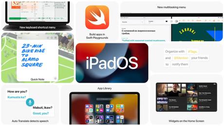 iPadOS 15 terá maior interação entre aplicativos para aprimorar a experiência
