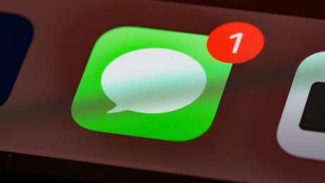 Mensagens do iPhone