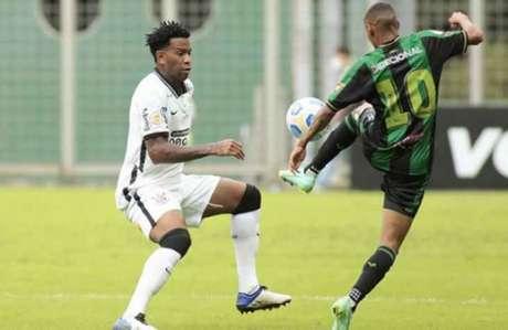 O Coelho sofreu sua segunda derrota no Campeonato-(Foto: Rodrigo Coca/Agência Corinthians)