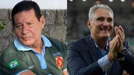 Vice-presidente disse que antes ser convocado para Seleção era motivo de orgulho (Montagem LANCE!)