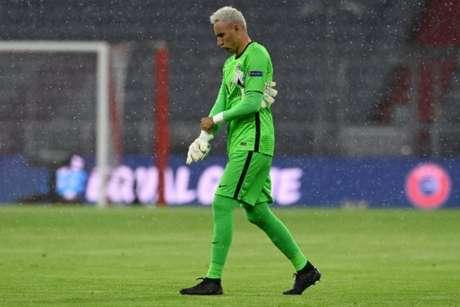 Navas tem contrato com o PSG até 2024 (Foto: CHRISTOF STACHE / AFP)
