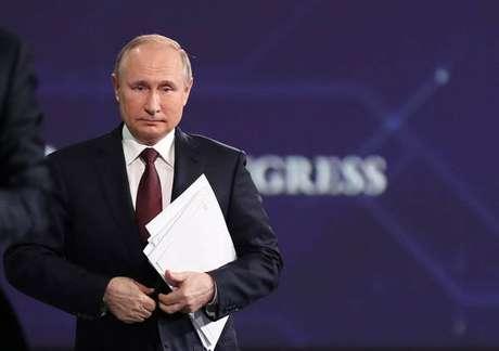 Putin retirou Rússia de acordo militar que incluía 35 países