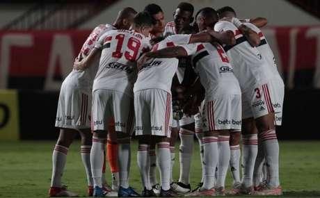 São Paulo terá semana decisiva para a sequência da temporada (Foto: Rubens Chiri/ saopaulofc.net)