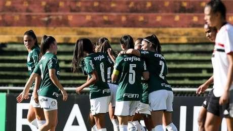 As Palestrinas seguem fazendo história (Foto: Fabio Menotti/Palmeiras)