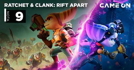 Ratchet & Clank: Rift Apart - Nota 9