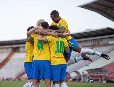 Seleção Brasileira vai em busca do bicampeonato olímpico em Tóquio (Foto: Ricardo Nogueira / CBF)
