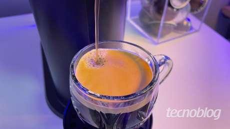Café da Nespresso Vertuo Next