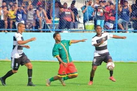 Ênio jogando pelo Boby Marley FC (Foto: Divulgação/Torneio do Tricolor)