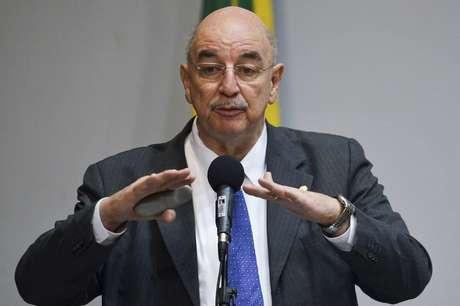 O ex-ministro da Cidadania Osmar Terra.