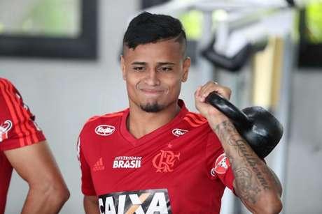 Everton deixou o Flamengo em 2018 (Foto: Gilvan de Souza/Flamengo)